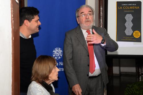 Presentación de La Colmena de Camilo José Cela
