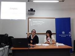 Yamila Montenegro y Mónica Méndez
