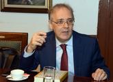 Visita del presidente de la Academia Brasileira de Letras, Marco Lucchesi