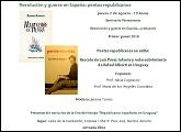 Revolución y guerra en España: poetas republicanos