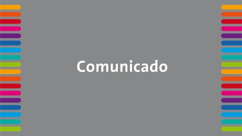 placa comunicado