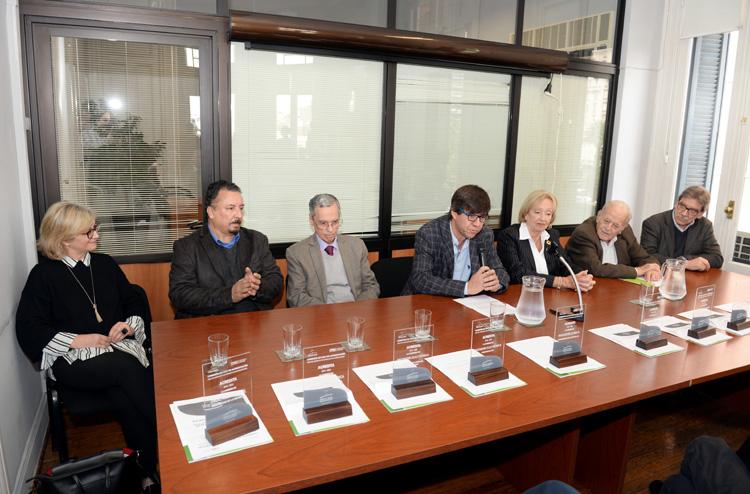 representantes de todas las instituciones públicas y privadas terciarias y universitarias del país