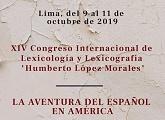 XIV Congr. Internacional de Lexicología y Lexicografía