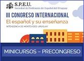 Minicursos en la ANL - Antesala al III Congreso Internacional de la SPEU