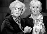 Cumpleaños con Ida Vitale y Circe Maia