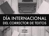 Día Internacional del Corrector de textos