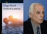 """Hugo Burel y su nuevo libro """"El árbol de la ambición"""""""