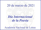 Día Internacional de la Poesía 2021