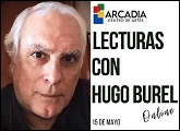 Lecturas con Hugo Burel