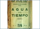 Agua del tiempo - Fernán Silva Valdés