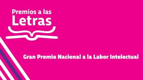 Gran Premio Nacional a la Labor Intelectual