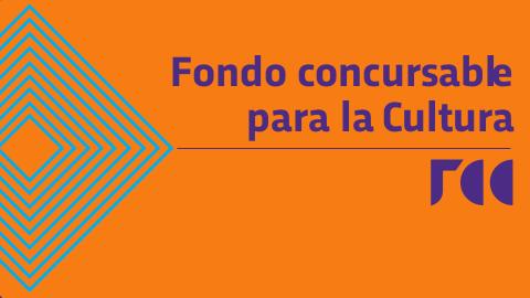Logo Fondo Concursable para la Cultura