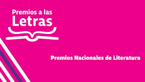 Premios Nacionales de Literatura