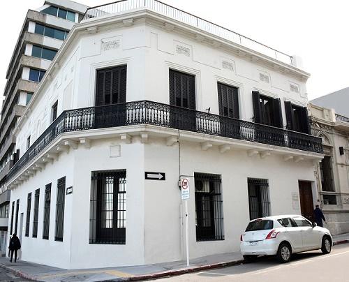 Casa Julio Herrera y Reissig