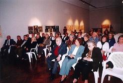 Ceremonia de incorporación de Gabriel Peluffo como académico