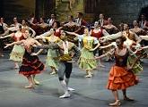 Bailarines del ballet