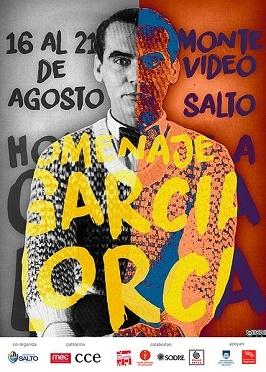 Afiche homenaje a García Lorca