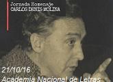 Jornada Homenaje Carlos Denis Molina