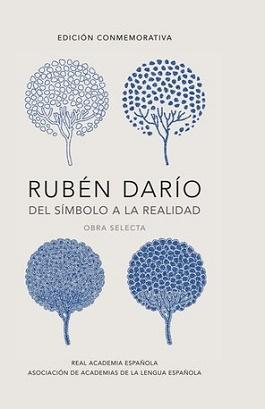 Libro Rubén Darío. Del símbolo a la realidad